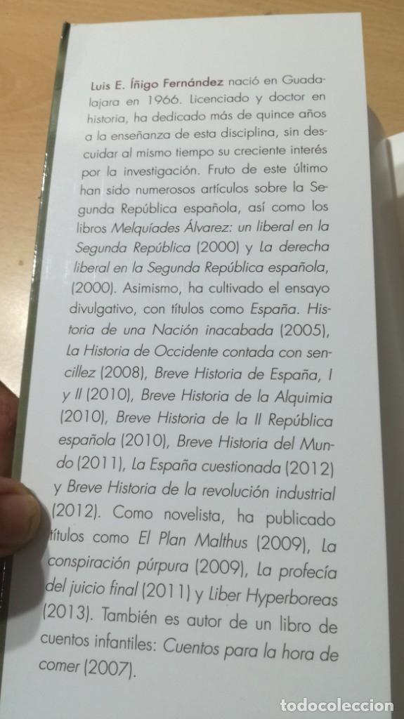 Libros de segunda mano: FRANCISCO FRANCO - LA OBSESION POR DURAR - LUIS E IÑIGO FERNANDEZ/ L - 101 - Foto 4 - 176252128