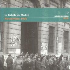 Libros de segunda mano: LA BATALLA DE MADRID. Lote 176482137