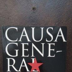 Libros de segunda mano: CAUSA GENERAL. MINISTERIO DE JUSTICIA, 1943. LA DOMINACIÓN ROJA EN ESPAÑA. Lote 176567512