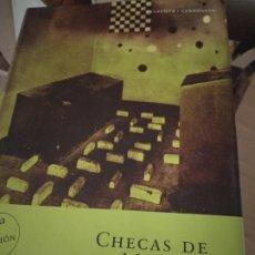 Libros de segunda mano: CHECAS DE MADRID (2003), DE CÉSAR VIDAL. Lote 176771127