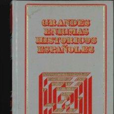 Libros de segunda mano: GRANDES ENIGMAS HISTÓRICOS ESPAÑOLES GUERRA ESPAÑOLA . Lote 178661477