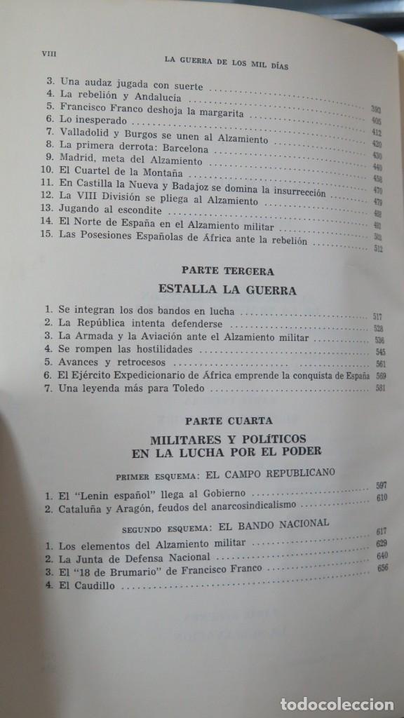 Libros de segunda mano: LA GUERRA DE LOS MIL DIAS. GUILLERMO CABANELLAS. 2 TOMOS - Foto 3 - 180385950