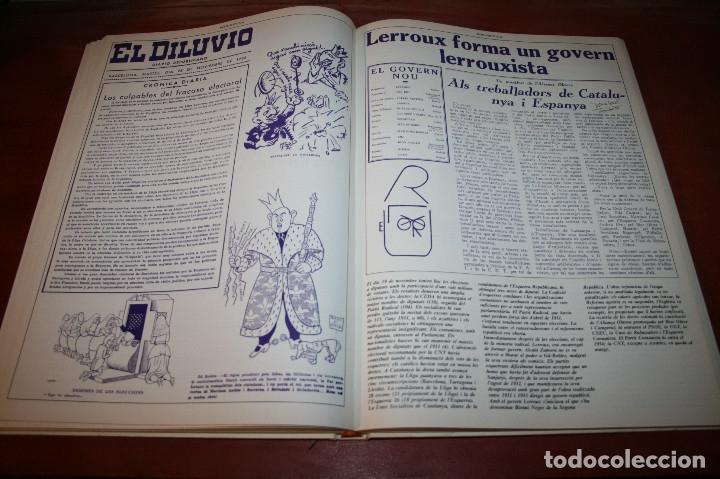 Libros de segunda mano: RECUPEREM LA NOSTRA HISTÒRIA DOCUMENTS 1931-1939 2 VOL. - 1976 - ED. 62 - EN CATALÁN - GRAN FORMATO - Foto 9 - 182225450