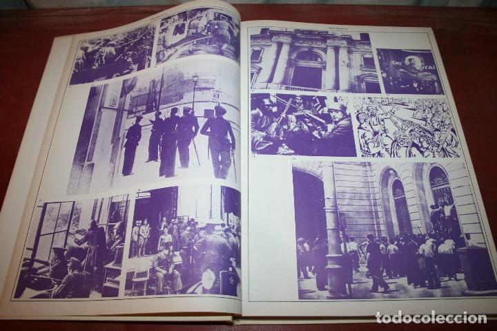 Libros de segunda mano: RECUPEREM LA NOSTRA HISTÒRIA DOCUMENTS 1931-1939 2 VOL. - 1976 - ED. 62 - EN CATALÁN - GRAN FORMATO - Foto 15 - 182225450