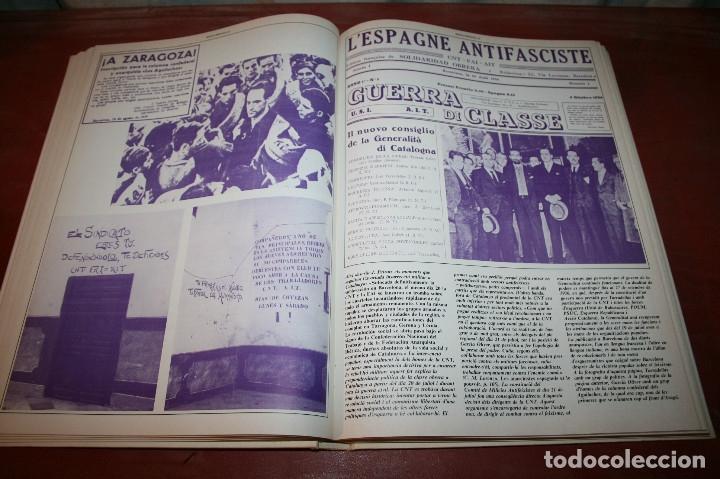 Libros de segunda mano: RECUPEREM LA NOSTRA HISTÒRIA DOCUMENTS 1931-1939 2 VOL. - 1976 - ED. 62 - EN CATALÁN - GRAN FORMATO - Foto 20 - 182225450