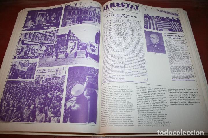 Libros de segunda mano: RECUPEREM LA NOSTRA HISTÒRIA DOCUMENTS 1931-1939 2 VOL. - 1976 - ED. 62 - EN CATALÁN - GRAN FORMATO - Foto 22 - 182225450