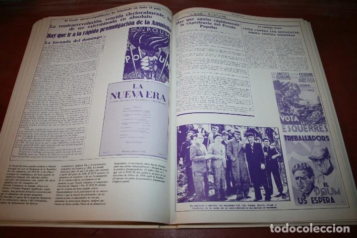 Libros de segunda mano: RECUPEREM LA NOSTRA HISTÒRIA DOCUMENTS 1931-1939 2 VOL. - 1976 - ED. 62 - EN CATALÁN - GRAN FORMATO - Foto 23 - 182225450