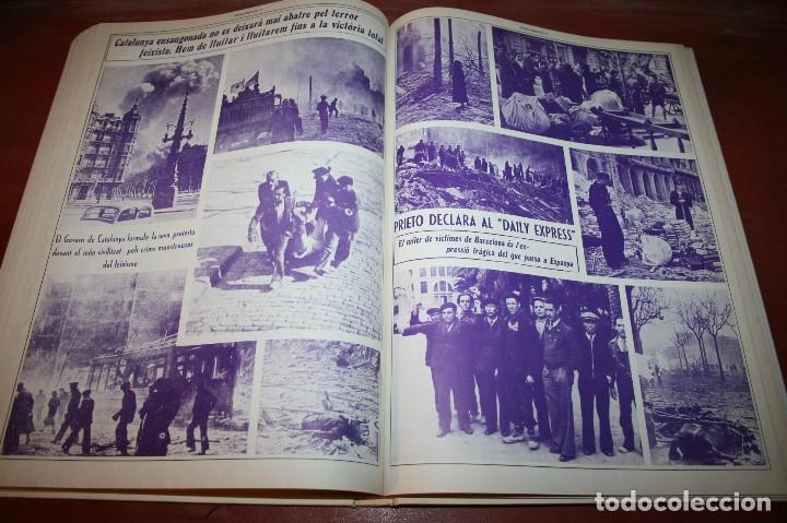 Libros de segunda mano: RECUPEREM LA NOSTRA HISTÒRIA DOCUMENTS 1931-1939 2 VOL. - 1976 - ED. 62 - EN CATALÁN - GRAN FORMATO - Foto 26 - 182225450