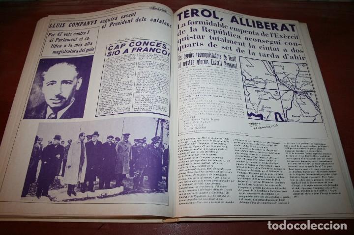 Libros de segunda mano: RECUPEREM LA NOSTRA HISTÒRIA DOCUMENTS 1931-1939 2 VOL. - 1976 - ED. 62 - EN CATALÁN - GRAN FORMATO - Foto 27 - 182225450