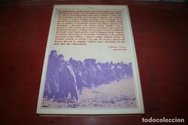 Libros de segunda mano: RECUPEREM LA NOSTRA HISTÒRIA DOCUMENTS 1931-1939 2 VOL. - 1976 - ED. 62 - EN CATALÁN - GRAN FORMATO - Foto 29 - 182225450