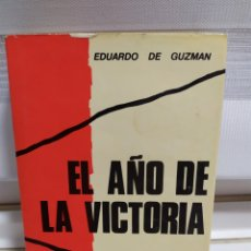Libros de segunda mano: EL AÑO DE LA VICTORIA. Lote 182424722