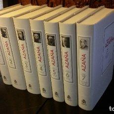 Libros de segunda mano: 2007 - MANUEL AZAÑA - OBRAS COMPLETAS - 7 TOMOS, CENTRO DE ESTUDIOS POLÍTICOS Y CONSTITUCIONALES. Lote 182674527