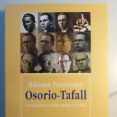 Libros de segunda mano: TEMA GALICIA: BIBIANO FERNANDEZ OSORIO-TAFALL / XOSE FRANCISCO PARDO TEIJEIRO (EN GALLEGO). Lote 183764198