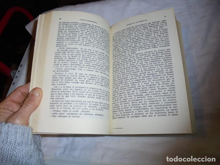 Libros de segunda mano: GUERRA Y VICISITUDES DE LOS ESPAÑOLES.JULIAN ZUGAZAGOITIA.CRITICA GRUPO EDITORIAL GRIJALBO 1977.-3ª - Foto 6 - 183850118