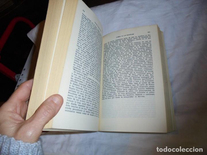 Libros de segunda mano: GUERRA Y VICISITUDES DE LOS ESPAÑOLES.JULIAN ZUGAZAGOITIA.CRITICA GRUPO EDITORIAL GRIJALBO 1977.-3ª - Foto 7 - 183850118