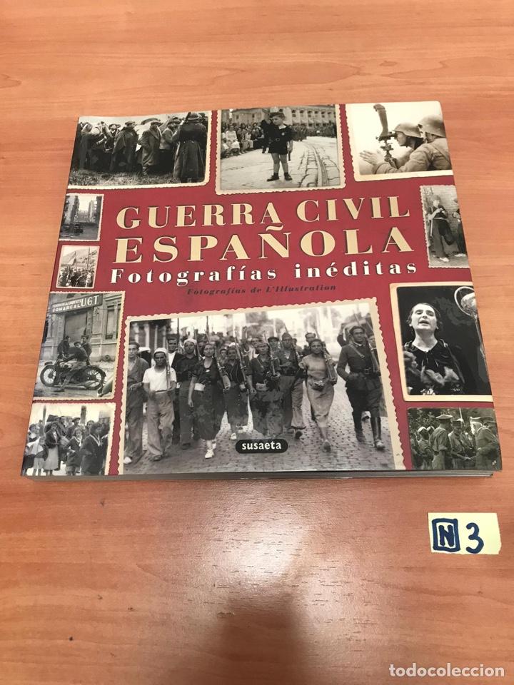 GUERRA CIVIL ESPAÑOLA (Libros de Segunda Mano - Historia - Guerra Civil Española)