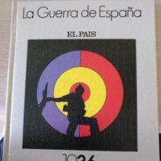 Libros de segunda mano: LA GUERRA DE ESPAÑA 1936-1939. -. Lote 183926701