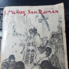 Libros de segunda mano: LAS FIERAS ROJAS. NOVELA EPISODICA DE LA GUERRA 1937. COLECCION NUEVA ESPAÑA. Lote 184258831