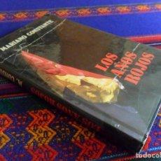 Libros de segunda mano: LOS AÑOS ROJOS DE MARIANO CONSTANTE. CÍRCULO DE LECTORES 1975. ESPAÑOLES EN LOS CAMPOS NAZIS.. Lote 184444065