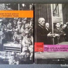 Libros de segunda mano: EL FRANQUISMO AÑO A AÑO LA LIBERACIÓN DE PARIS ORTEGA PADRE DE LA REPÚBLICA. Lote 187106171