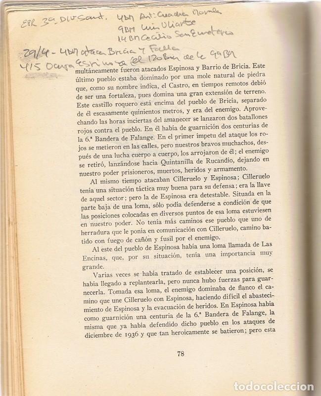 Libros de segunda mano: DEL ALTO EBRO A LAS FUENTES DEL LLOBREGAT GENERAL SAGARDIA - Foto 3 - 187493578