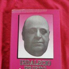 Libros de segunda mano: GUERRA CIVIL ESPAÑOLA. INDALECIO PRIETO. JESUS GARCIA PEREZ BANCES. OVIEDO. ASTURIAS. Lote 189090581