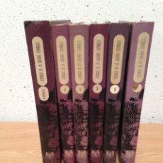 Libros de segunda mano: CRÓNICA DE LA GUERRA ESPAÑOLA 6 TOMOS. Lote 189116442