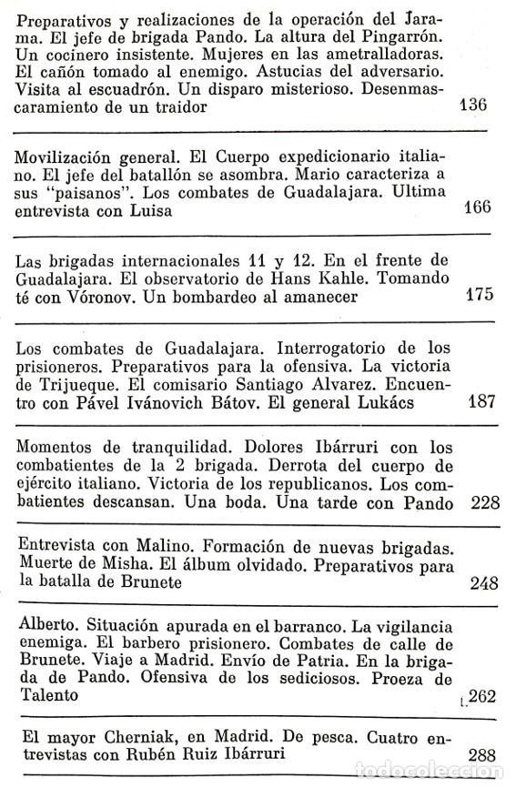 Libros de segunda mano: BAJO EL CIELO DE ESPAÑA // A. RODÍMTSEV // EDITORIAL PROGRESO // 1981 - Foto 3 - 51372555
