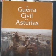 Libros de segunda mano: LA GUERRA CIVIL EN ASTURIAS. LA NUEVA ESPAÑA. TOMO DE TAPA DURA CON SOBRECUBIERTA. GRAN FORMATO. 880. Lote 210674814