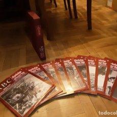 Libros de segunda mano: ABC DOBLE DIARIO DE LA GUERRA CIVIL ESPAÑOLA LOTE DE 10 NRS. 1 AL 10 CON CAJA ARCHIVADOR. Lote 194227868