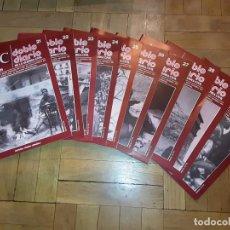 Libros de segunda mano: ABC DOBLE DIARIO DE LA GUERRA CIVIL ESPAÑOLA LOTE DE 10 NRS. 21 AL 30. Lote 194228517