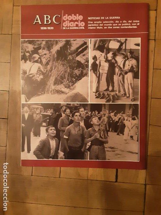 Libros de segunda mano: ABC DOBLE DIARIO DE LA GUERRA CIVIL ESPAÑOLA nr. 37 BRUNETE - Foto 2 - 194230752