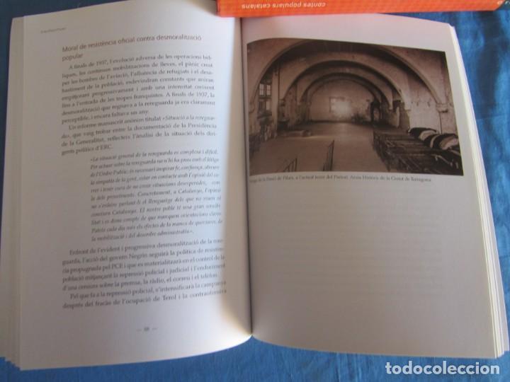 Libros de segunda mano: LA GUERRA CIVIL A LA COMARCA DEL TARRAGONÈS. VVAA. ED. AROLA. 1ºED. 2010 - Foto 5 - 194239395