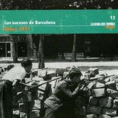Libros de segunda mano: LA GUERRA CIVIL ESPAÑOLA. Lote 194259652