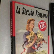 Libros de segunda mano: LA SECCIÓN FEMENINA / LUIS OTERO / EDAF 1999. Lote 194313226