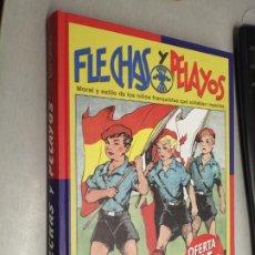 Libros de segunda mano: FLECHAS Y PELAYOS / LUIS OTERO / EDAF 2000. Lote 194314052