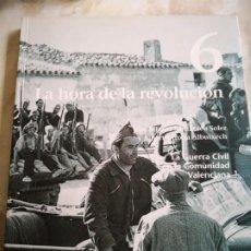 Libros de segunda mano: GUERRA CIVIL VALENCIA. COMUNIDAD VALENCIANA. Lote 194396595