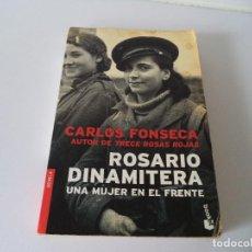 Libros de segunda mano: ROSARIO DINAMITERA.. Lote 194661323