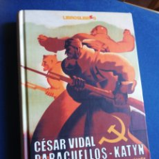 Libros de segunda mano: PARA CUELLOS KATYH UN ENSAYO SOBRE EL GENOCIDIO DE LA IZQUIERDA CESAR VIDAL 2005. Lote 194862828