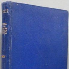 Libros de segunda mano: HISTORIA DE LA SEGUNDA REPUBLICA. ARRARAS. TOMO I. Lote 195046261