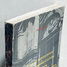 Libros de segunda mano: ALTED VIGIL, ALICIA. POLÍTICA DEL NUEVO ESTADO SOBRE EL PATRIMONIO CULTURAL Y LA EDUCACIÓN DURANTE L. Lote 195077478