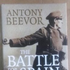 Libros de segunda mano: NTONY BEEVOR, THE BATTLE FOR SPAIN, THE SPANISH CIVIL WAR, 1936-1939, LONDON, 2006. Lote 195109217