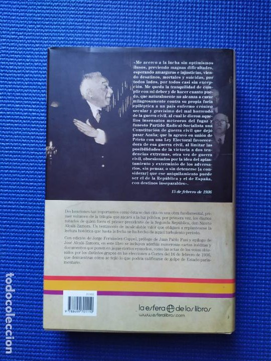Libros de segunda mano: ASALTO A LA REPUBLICA NICETO ALCALA ZAMORA - Foto 2 - 195316398