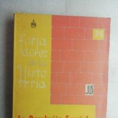 Libros de segunda mano: LA REVOLUCION ESPAÑOLA. LAS IZQUIERDAS Y LA LUCHA POR EL PODER. BURNETT BOLLOTEN PRIMERA EDICION. Lote 195437703