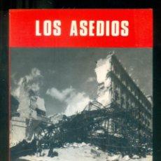 Livros em segunda mão: NUMULITE L1281 LOS ASEDIOS SERVICIO HISTÓRICO MILITAR MONOGRAFÍAS DE LA GUERRA DE ESPAÑA 16. Lote 197068697