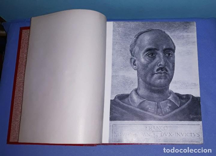 Libros de segunda mano: 7 TOMOS HISTORIA DE LA CRUZADA ESPAÑOLA EDICIONES ESPAÑOLAS AÑO 1939 1ª EDICION EXCELENTE COMPLETA - Foto 2 - 197468566
