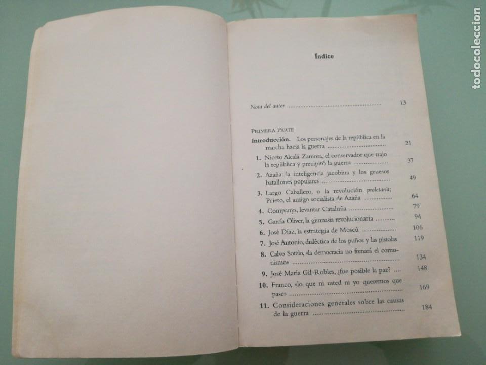 Libros de segunda mano: LOS MITOS DE LA GUERRA CIVIL. PIO MOA. 2004. - Foto 3 - 197822906