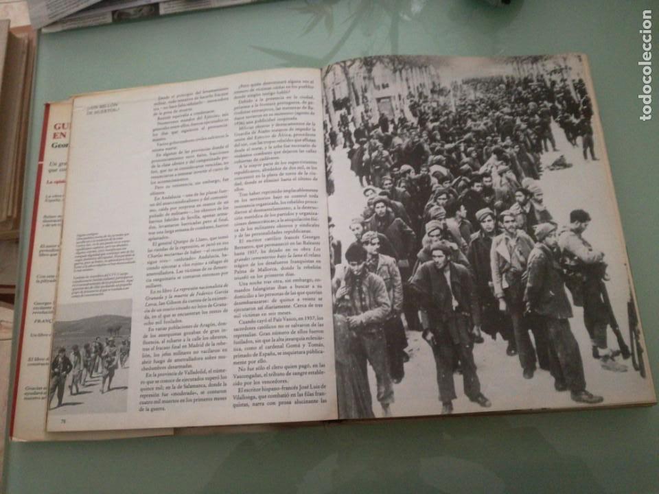 Libros de segunda mano: GUERRA Y REVOLUCIÓN EN ESPAÑA, 1936-1939. TOMO V. GEORGES SORIA. 1978. - Foto 5 - 198026608