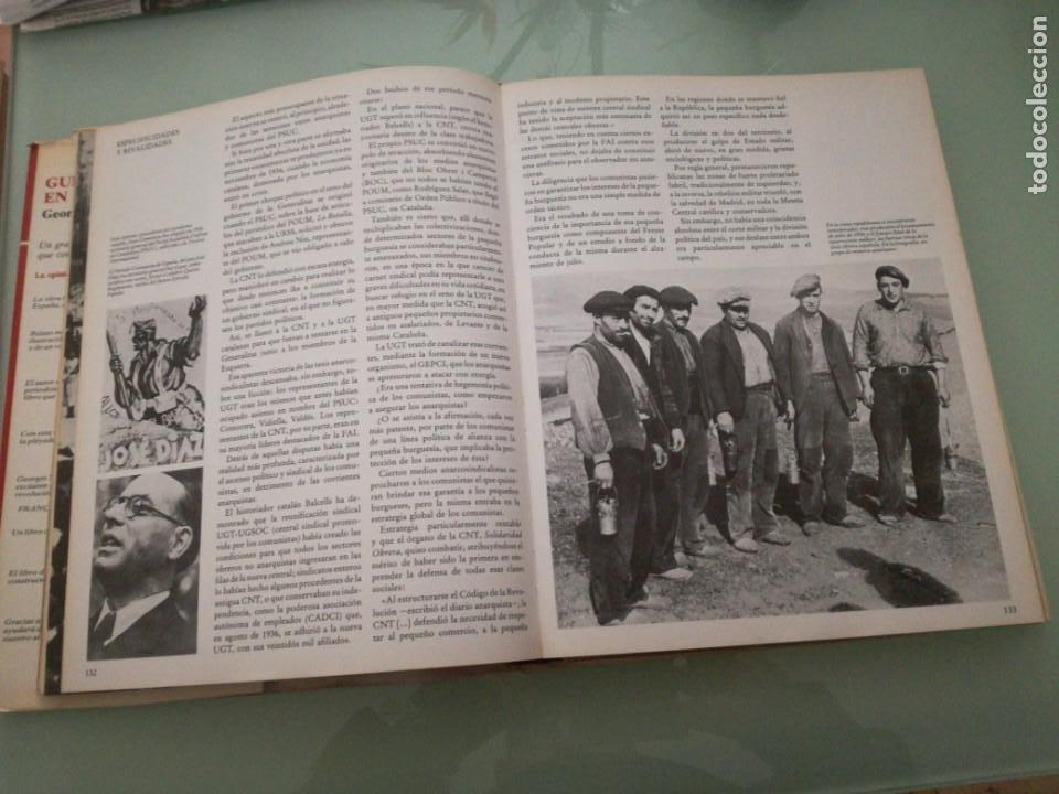 Libros de segunda mano: GUERRA Y REVOLUCIÓN EN ESPAÑA, 1936-1939. TOMO V. GEORGES SORIA. 1978. - Foto 6 - 198026608