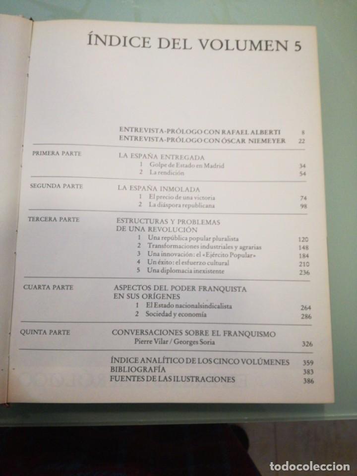 Libros de segunda mano: GUERRA Y REVOLUCIÓN EN ESPAÑA, 1936-1939. TOMO V. GEORGES SORIA. 1978. - Foto 9 - 198026608